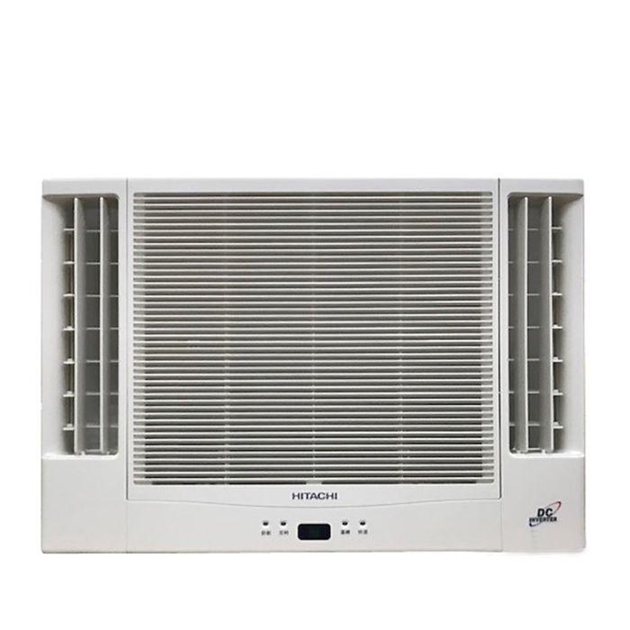 日立2-4坪雙吹變頻冷暖窗型冷氣 RA-25NV1(含標準安裝)