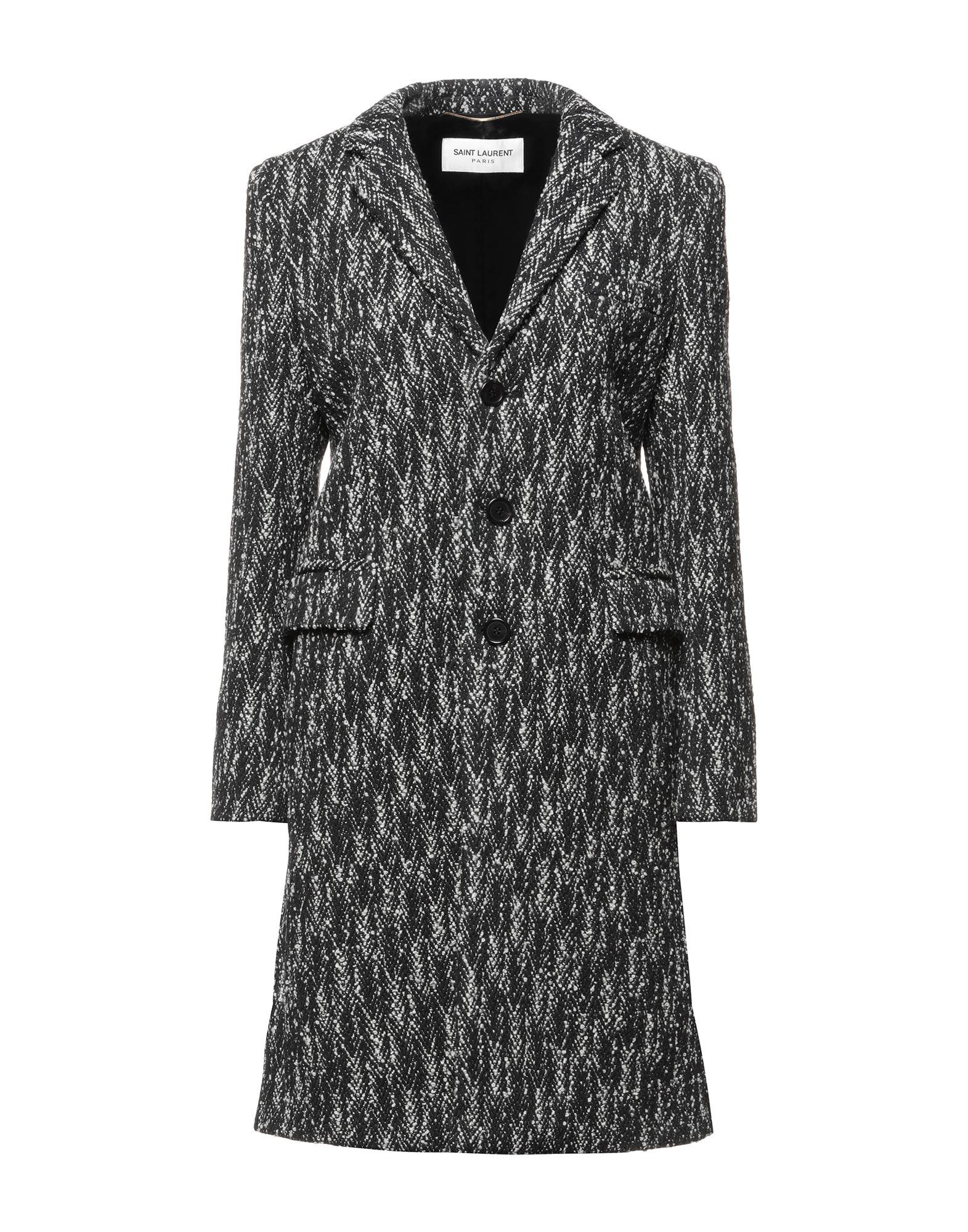 SAINT LAURENT Coats - Item 16013095