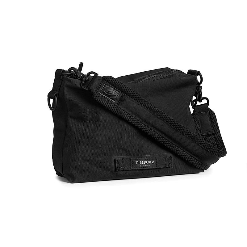 TIMBUK2 - LUG ADAPT CROSSBODY  5L時尚都會斜背包(帆布款) 黑色