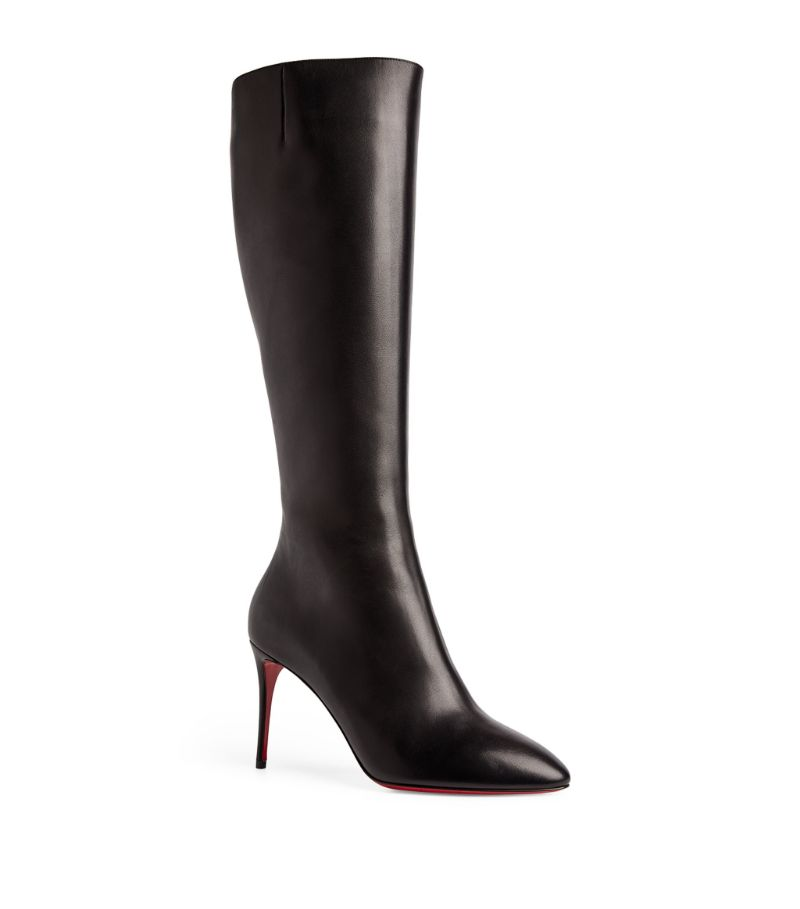 Christian Louboutin Eloise Leather Knee-High Boots 85