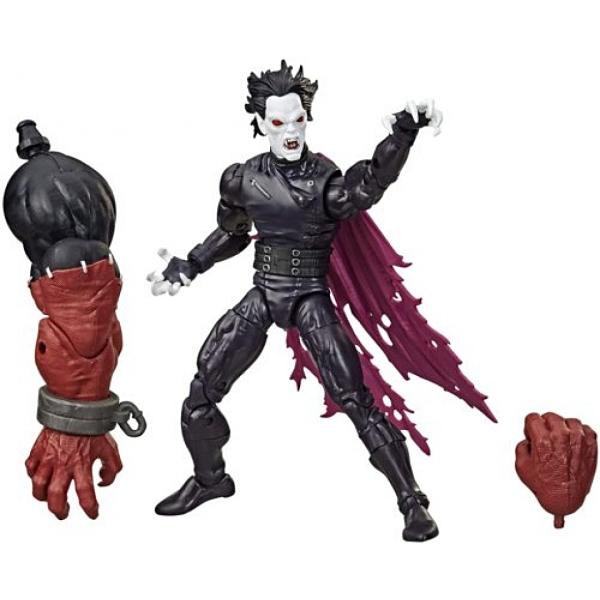 《 MARVEL 》漫威猛毒6吋傳奇人物-MORBIUS / JOYBUS玩具百貨