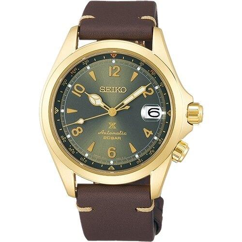 SEIKO 精工 PROSPEX 冒險王時尚機械錶(6R35-00E0U)SPB210J1