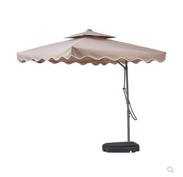戶外遮陽傘大太陽傘庭院傘室外傘沙灘傘保安崗亭傘折疊雨傘擺攤傘