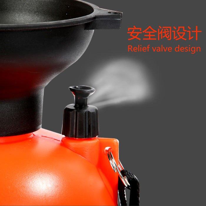 消毒噴壺噴水壺壓力噴霧器氣壓式噴霧瓶澆花高壓澆水壺家用灑水壺