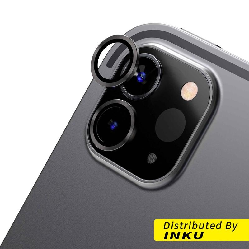 犀牛盾 適用 iPad Pro 2020 第2代 11吋/12.9吋 9H鏡頭玻璃保護貼 (2片組) [免運]