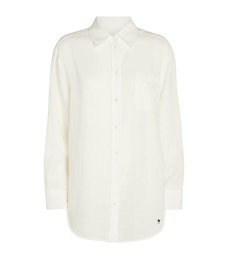 Weekend Max Mara Linen Shirt