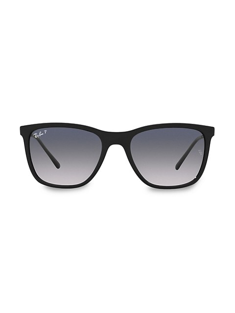 RB4344 56MM Square Sunglasses