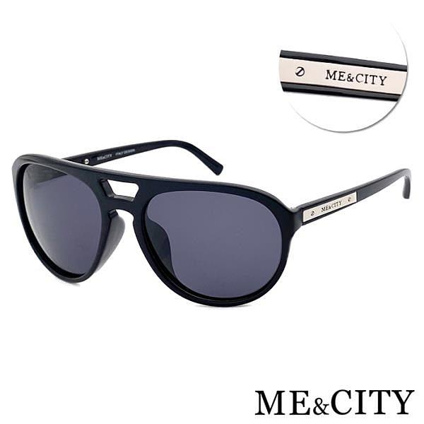 【南紡購物中心】【SUNS】ME&CITY 飛行員偏光太陽眼鏡 抗UV400 (ME 1101 L01)