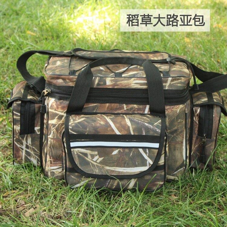 多功能路亞包 戶外背包 相機包 漁具包 防水 耐磨 漁具配件包 城市玩家