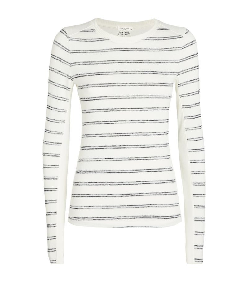 Rag & Bone The Summer Striped Top
