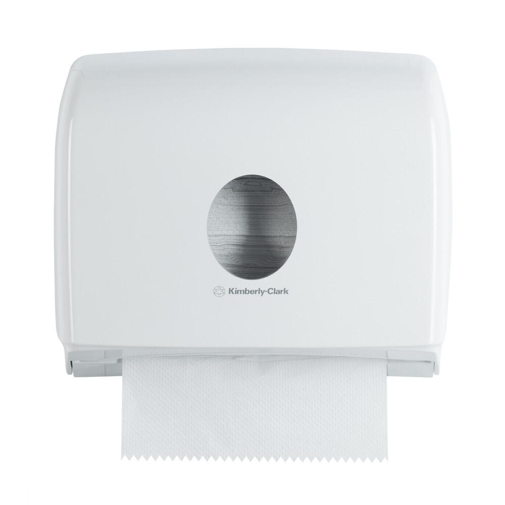 kimberly-clark 舒潔摺疊擦手紙使用盒