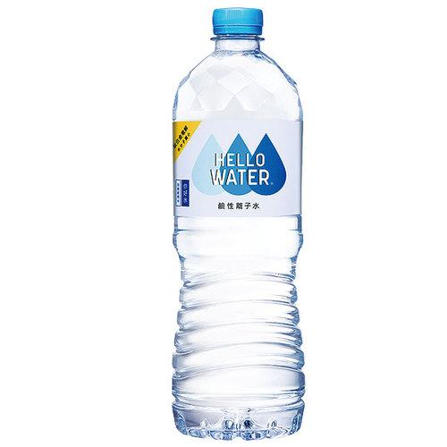 古道 HELLO WATER 鹼性離子水 850ml