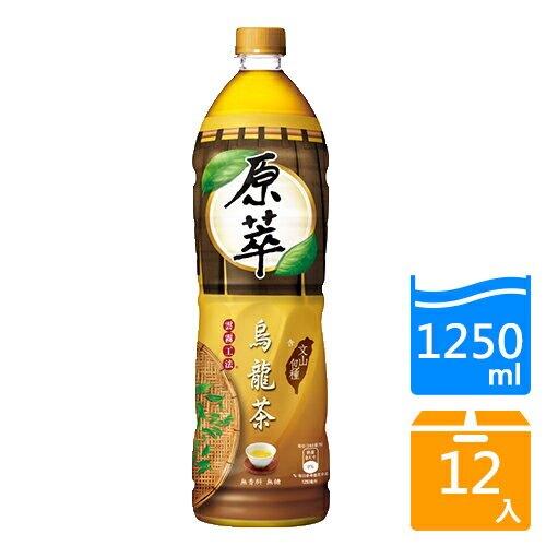 原萃烏龍茶文山包種1250mlx12【愛買】