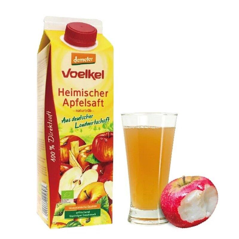【泰宗】Voelkel 100%蘋果原汁(1000ml)