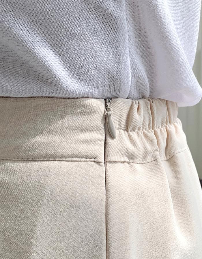韓國空運 - Ylang pleated skirt 裙子