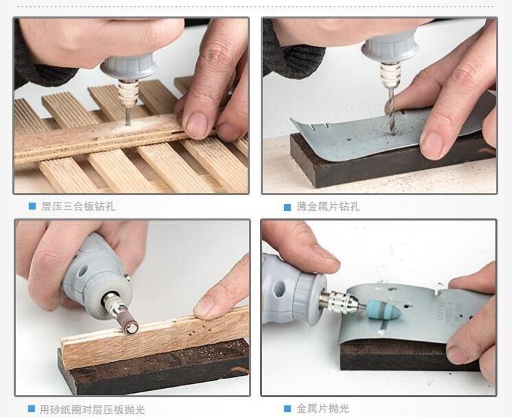 快速出貨 迷你文玩電動雕刻筆電磨機小型切割打孔工具玉石蜜蠟雕刻打磨拋光