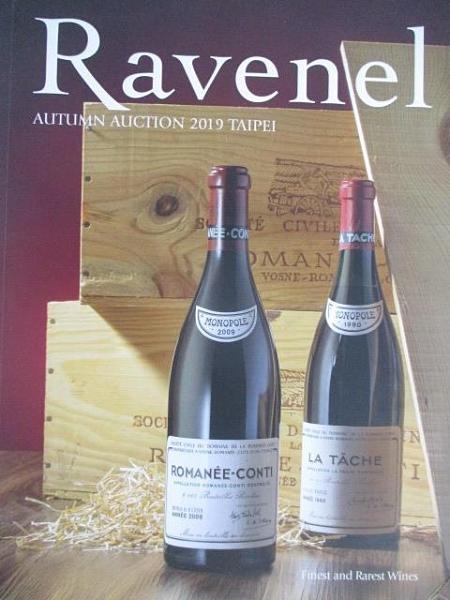 【書寶二手書T2/收藏_D1M】Ravenel Autumn Auction 2019 Taipei Finest and…2019/11/29