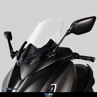 【柏霖】 Dimotiv YAMAHA XMAX 300 R3藍鏡後視鏡延伸組 DMV