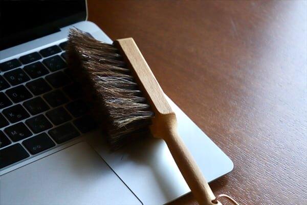 德國製~ Redecker  馬毛製 桌上 衣物 木柄清潔刷(預購品-下單請先詢問到貨日期)