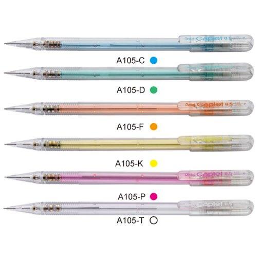 【史代新文具】飛龍牌Pentel A-105 0.5mm 自動鉛筆(1盒12支)
