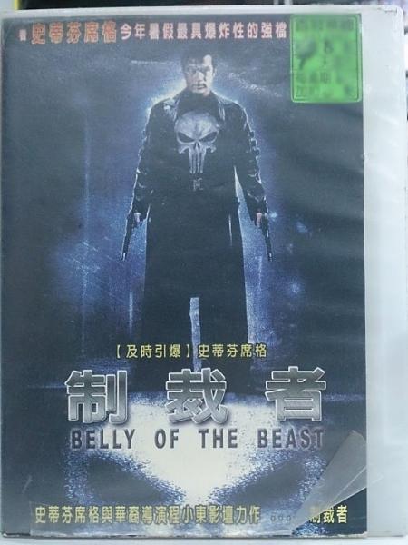 挖寶二手片-N03-098-正版DVD-電影【制裁者】史蒂芬席格(直購價)