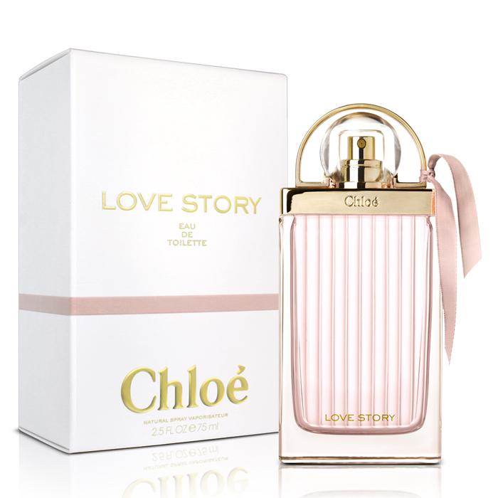 Chloe 愛情故事晨曦女性淡香水(75ml)