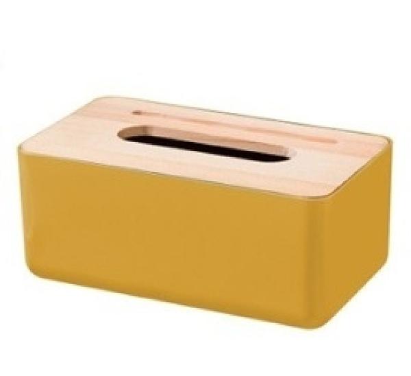 復古木質面紙盒 面紙盒 面紙 衛生紙盒【淨妍美肌】