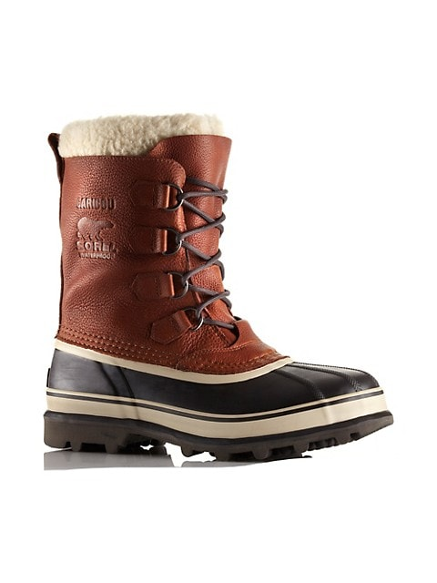 Caribou Wool-Lined Boots