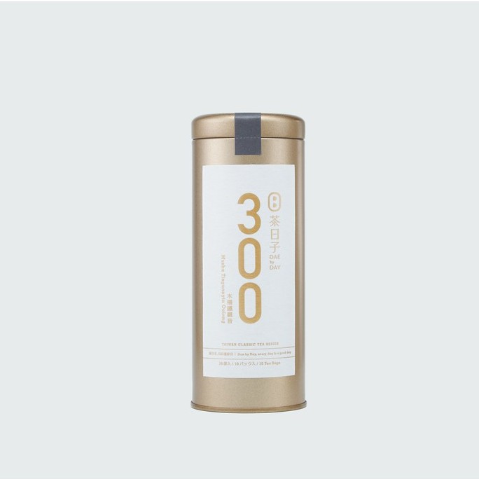 【茶日子】 Dae 300|木柵鐵觀音 單罐