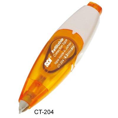 【史代新文具】手牌SDI CT-204 4.2mmx6M 輕鬆按修正帶/立可帶(1盒10個)