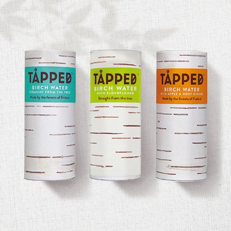 比漾選物 TAPPED-歐洲樺樹汁禮盒_年節禮盒.嚴選伴手禮【比漾廣場】