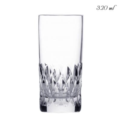 【Royal Duke】Violetta鑽石高球杯320ml(一體成形水晶杯)