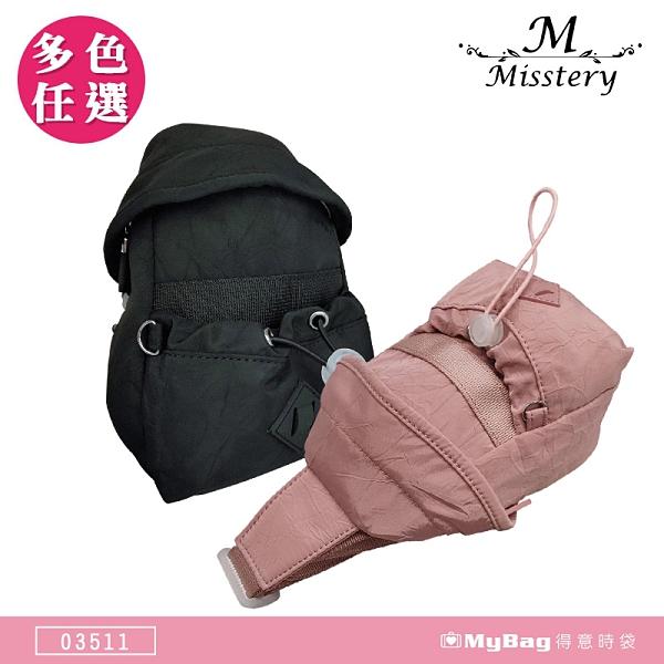 Misstery 側背包 防潑水面料 休閒旅遊 樹紋 單肩包 03511 得意時袋