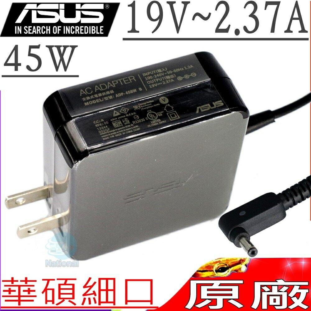 ASUS 45W 充電器(原廠)- 華碩 19V, 2.37A ,Q501LA,Q502L,N5421,K450,K450LB,K450LA,ADP-45BW B,PA-1450-44