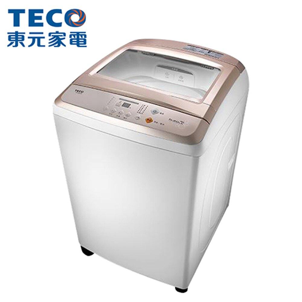 [TECO 東元]13公斤 超音波定頻洗衣機 W1308UW
