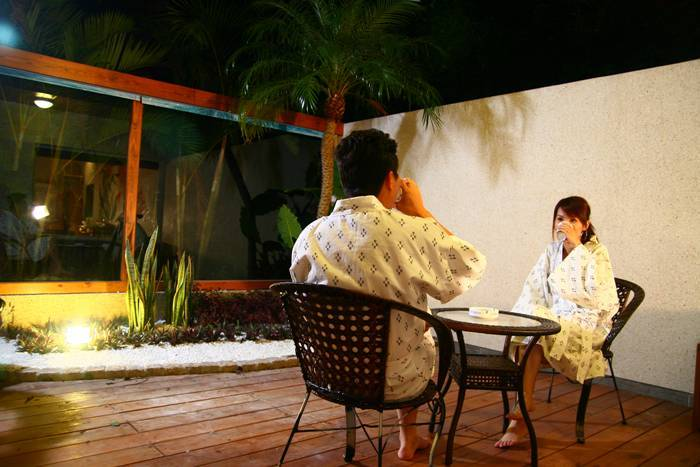 【新竹】會來尖石溫泉渡假村-90分鐘-雙人湯屋
