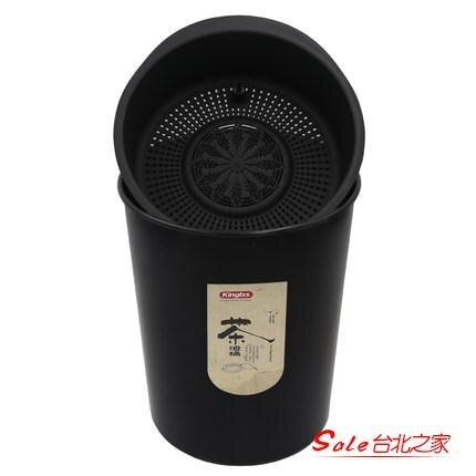 快速出貨 茶渣桶 倒茶葉茶桶功夫茶具配件塑料茶台排水桶茶水桶小過濾垃圾筒