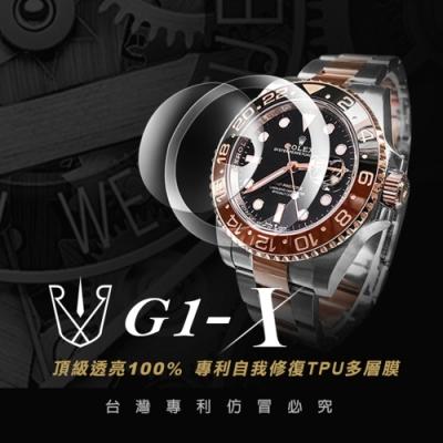 RX8-X 勞力士ROLEX  GMT-MasterII格林威治 鏡面、外圈 系列腕錶、手錶貼膜