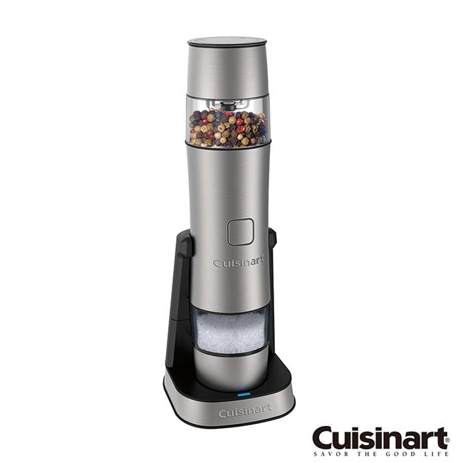 【Cuisinart 美膳雅】充電式電動香料研磨機 SG-3TW