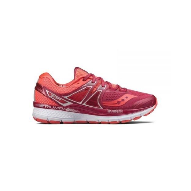SAUCONY TRIUMPH ISO 3 女性專業慢跑鞋