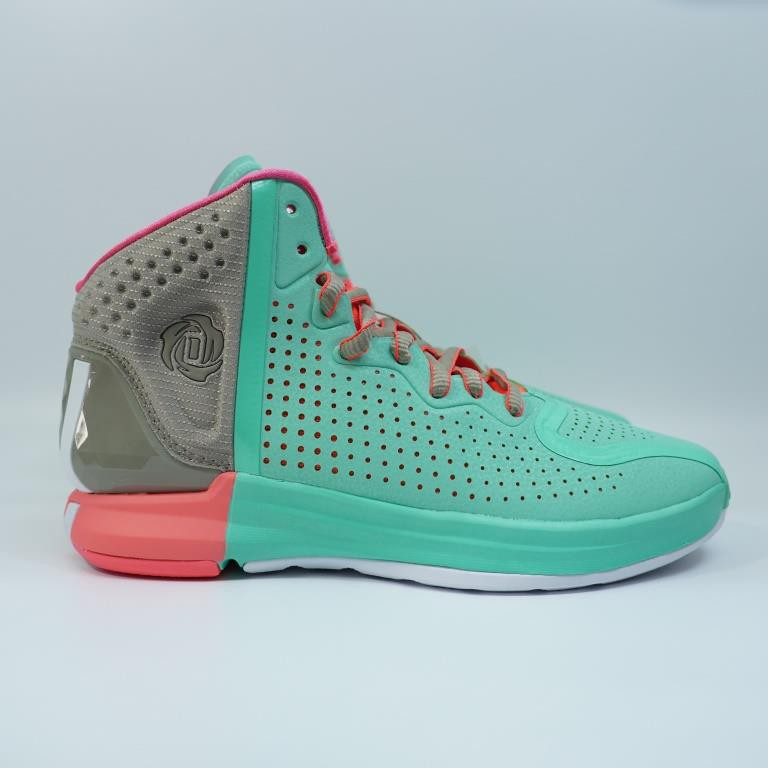 ADIDAS D ROSE 4 RESTOMOD 男生款 籃球鞋 FZ0891 愛迪達 運動鞋 羅斯 玫瑰