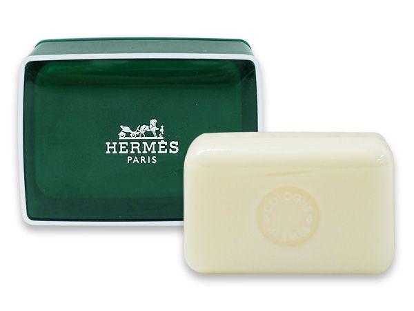 HERMES 愛馬仕~橘綠之泉香皂50g(附盒)【DS000528】
