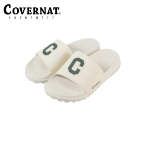 [COVERNAT] 21春夏 C logo 拖鞋(綠色)