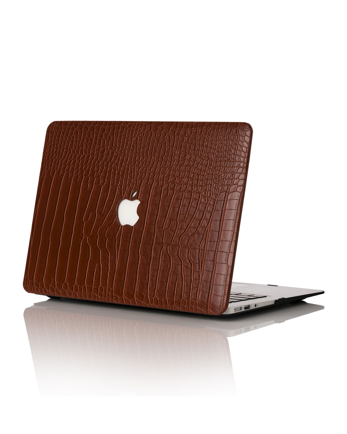 """Faux Crocodile 13"""" New MacBook Air Case (Model number A1932)"""