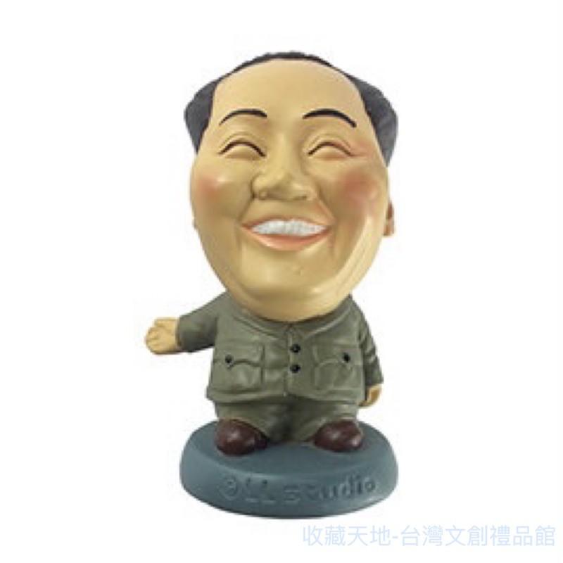 大人物公仔|毛澤東|Q版趣味造型|另有多款人物可供選擇 [收藏天地]