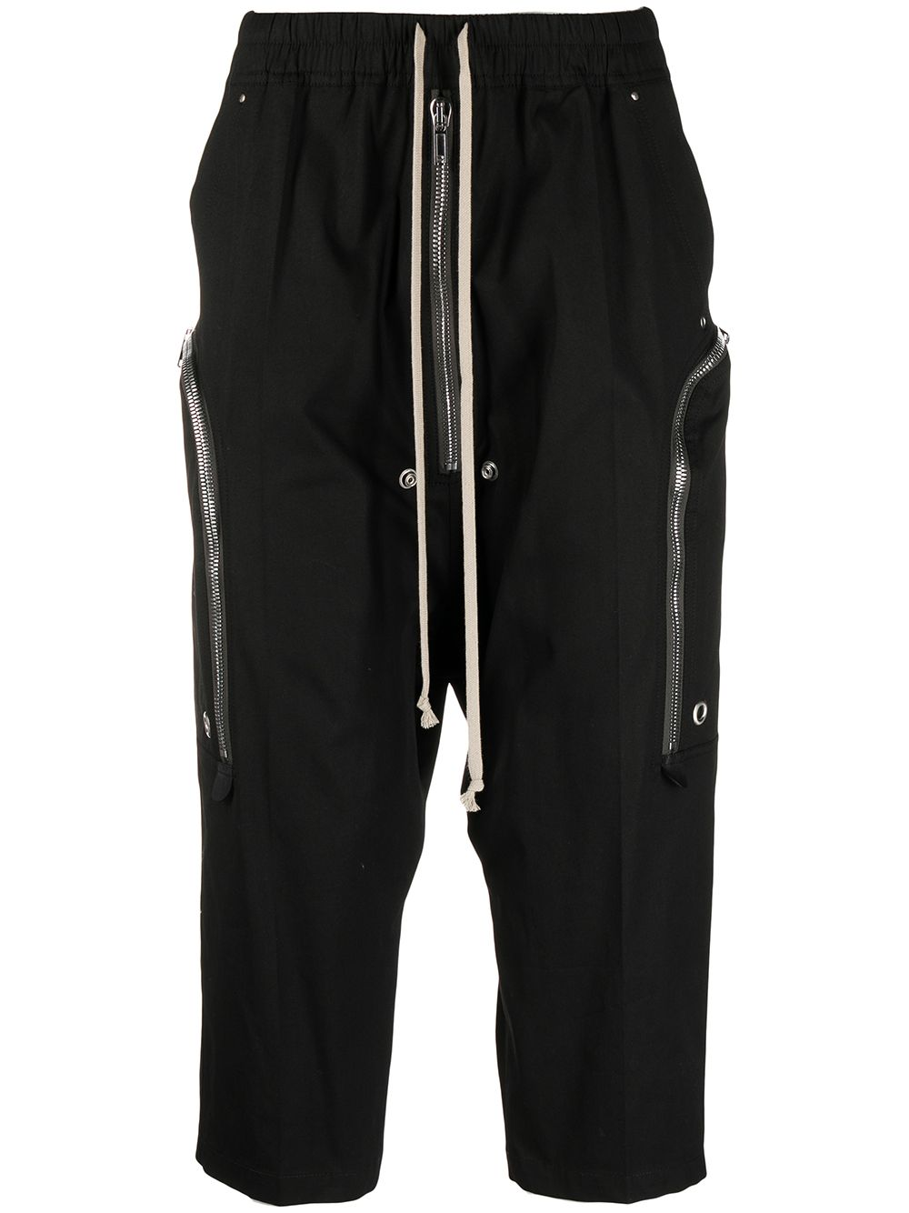 Rick Owens Trousers Black