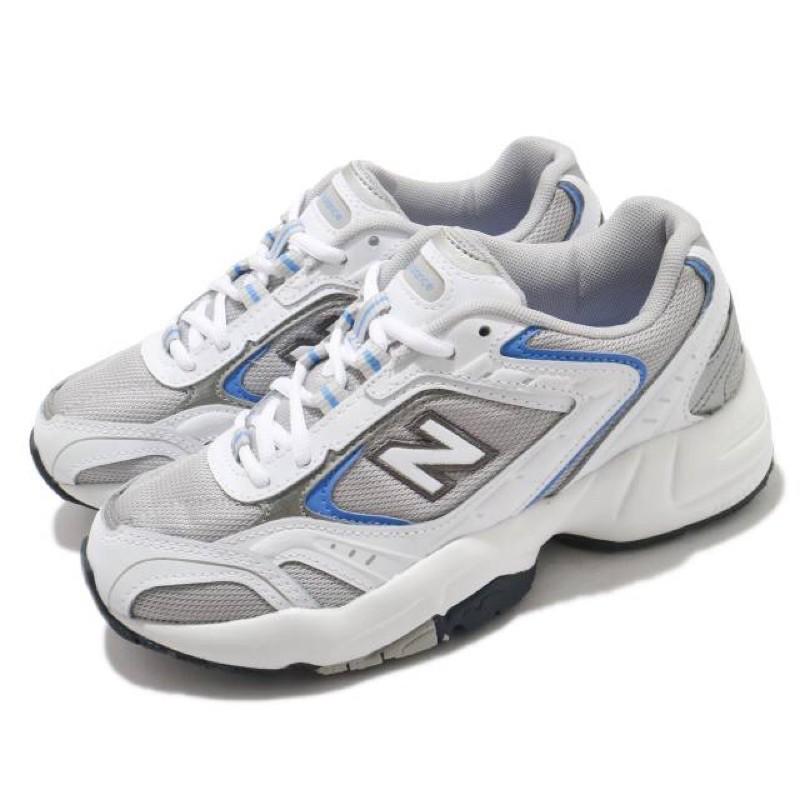 [Newbalance ] 452 女款休閒運動鞋 夯款 可愛 夏天 白色 WX452KL1《曼哈頓運動休閒館》