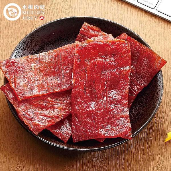 【水根肉乾】D01經典豬肉乾(超值分享包)