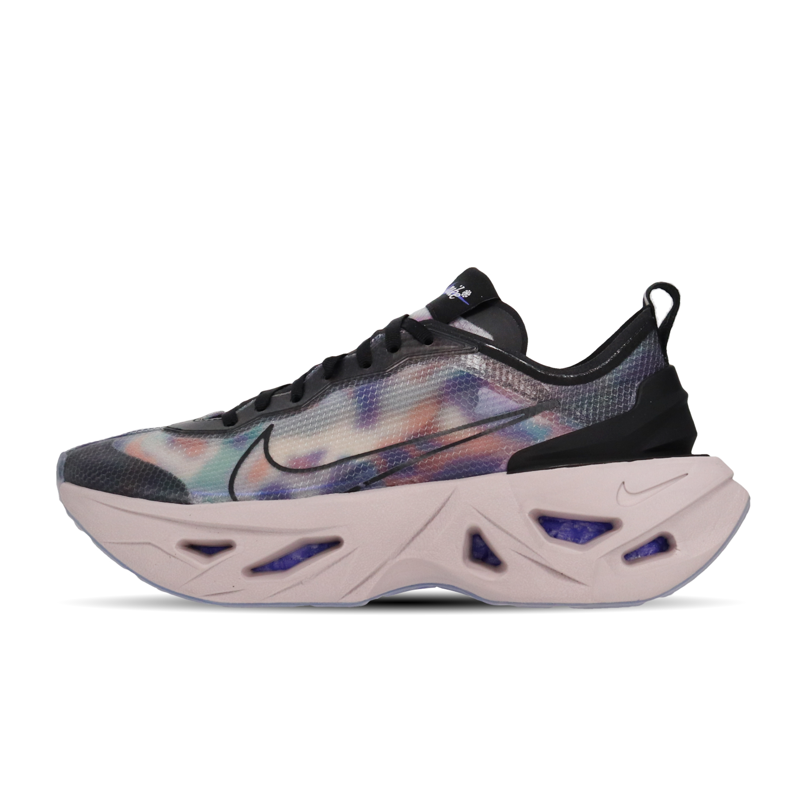 Nike 休閒鞋 Wmns ZoomX Vista Grind SP 黑 紫 女鞋 厚底【ACS】 CT5770-001