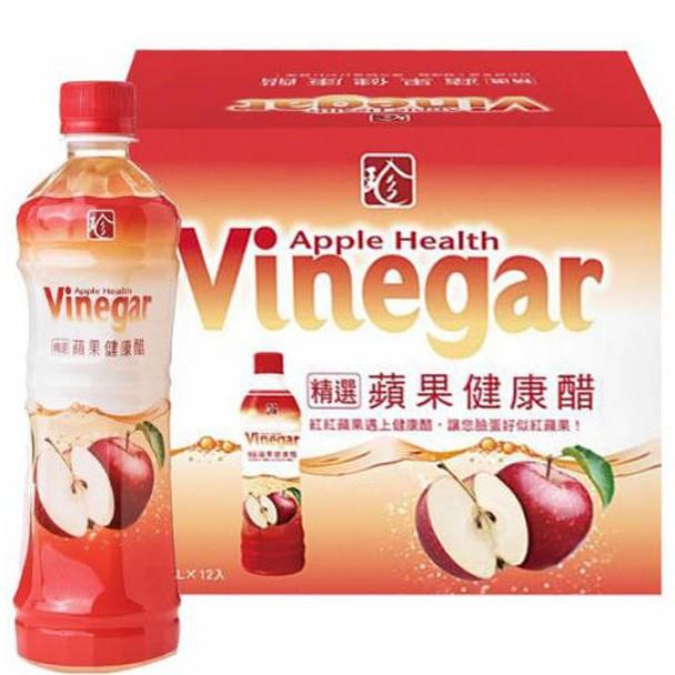 百家珍蘋果醋 520毫升 X 12入 COSCO代購 W184266